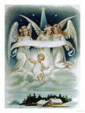 The Angels' Message Giclee Print