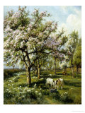 Printemps Reproduction procédé giclée par Arthur Walker Redgate