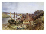 River Yare, Norfolk Giclee Print by Charles Robertson