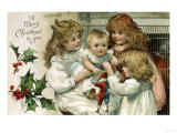 Merry Christmas to You Giclee Print