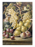 Autumn Delights Giclee Print by Henry Livens