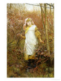 The Coming of Spring Giclee Print by Lionel Percy Smythe