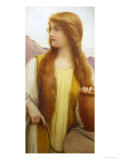 Classical Beauty Giclee Print by Henry Ryland