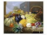 Abundance of Fruit Giclee Print by Eloise Harriet Stannard