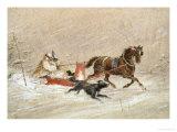 Jingle Bells Giclee Print by George H. White