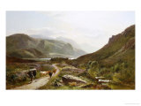 Loch Long Giclee Print by Sidney Richard Percy