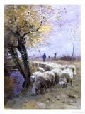 Spring Giclee Print by Francois Pieter Ter Meulen