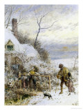 Going Home Giclee Print by Myles Birket Foster
