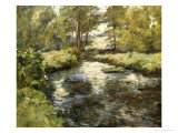 Summer Reflections Giclee Print by Frederick Charles Vipont Ede