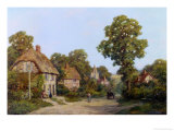 Kingston Blount, Oxfordshire Giclee Print by Henry Stannard