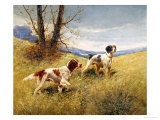 Pointers Giclee Print by Eugene Petit