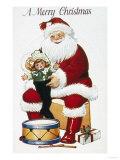 Merry Christmas Lámina giclée