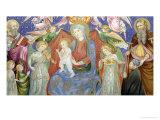 Adoration Giclee Print by Ottaviano Di Martino Nelli