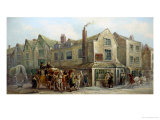 The Hand and Shears, Smithfield, London Giclee Print by John Charles Maggs