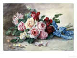 Bouquet of Flowers Giclee Print by Madeleine Lemaire