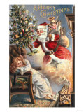 Merry Christmas to You Lámina giclée