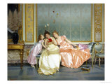 The Surprise Giclee Print by Vittorio Reggianini