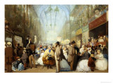 Grand Fete of the Royal Dramatic College, Crystal Palace, c.1860 Giclee Print by Alexander Blaikley