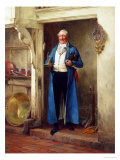 His Favourite Bin Giclee Print by Walter Sadler