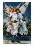 Heavenly Angels Giclee Print