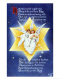 Hark! the Herald Angels Sing Stampa giclée