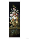 Still Life in a Vase with Trailing Convulvulus, c.1830 Giclée-Druck