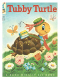 Tubby Turtle Fotoprint