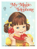 My Magic Telephone Photographic Print