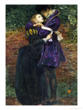 The Huguenot Giclee Print by John Everett Millais