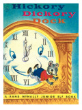 Hickory Dickory Dock Photographic Print