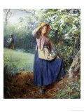 Rustic Charm Giclee Print by Henry Larpent Roberts