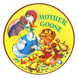 Mother Goose Photographic Print