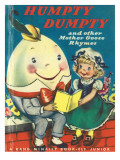 Humpty Dumpty Photographic Print