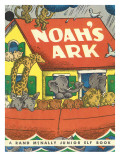 Noah's Ark Photographic Print