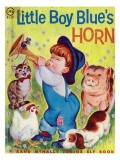 Little Boy Blue's Horn Posters