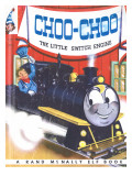 Choo Choo the Little Switch Engine Photographic Print
