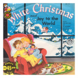 White Christmas Posters