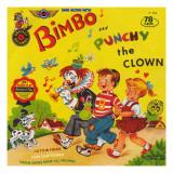 Punchy the Clown Print
