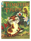 Timothy Tiger Photographic Print