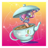 Teapot Photographic Print