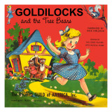 Goldilocks Photographic Print