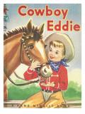 Cowboy Eddie Photographic Print