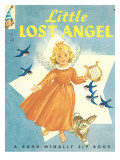 Little Lost Angel Photographic Print