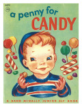 A Penny for Candy Photographic Print