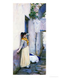 Resting Giclee Print by John William Waterhouse