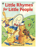 Little Rhymes for Little People Posters