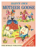 Baby's Own Mother Goose Photographic Print