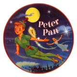 Peter Pan Photographic Print