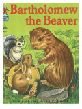 Bartholomew the Beaver Photographic Print
