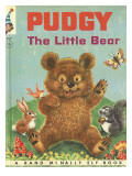 Pudgy Little Bear Posters